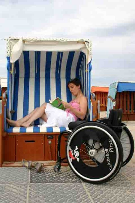 Barrierefrei in den Urlaub Foto: DER Deutsches Reisebüro