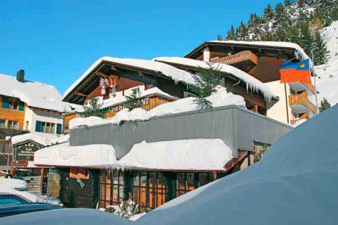 Liechtenstein, Malbun, Hotel Turna Foto: DER Touristik Köln