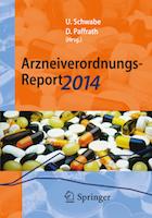 Cover Arzneiverord- nungs-Report 2014   © Springer