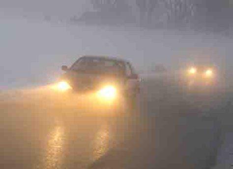 Schlechte Sichtverhältnisse, nicht angepasste Geschwindigkeit, zu geringer Abstand - das sind die Hauptgründe für schwere Unfälle im Nebel. Foto: adac.de