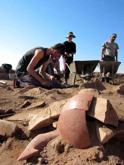 Marburger Archäologen förderten bei Ausgrabungen in der Türkei eine hethitische Stadt zutage.