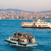Blumenpracht am Bosporus