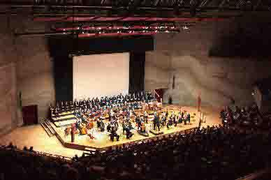 Die Französische Kammerphilharmonie. Foto. Kreis Borken