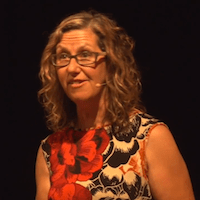Lesley Quilty TEDx Findhorn Thumb