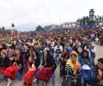 nagaland election rally