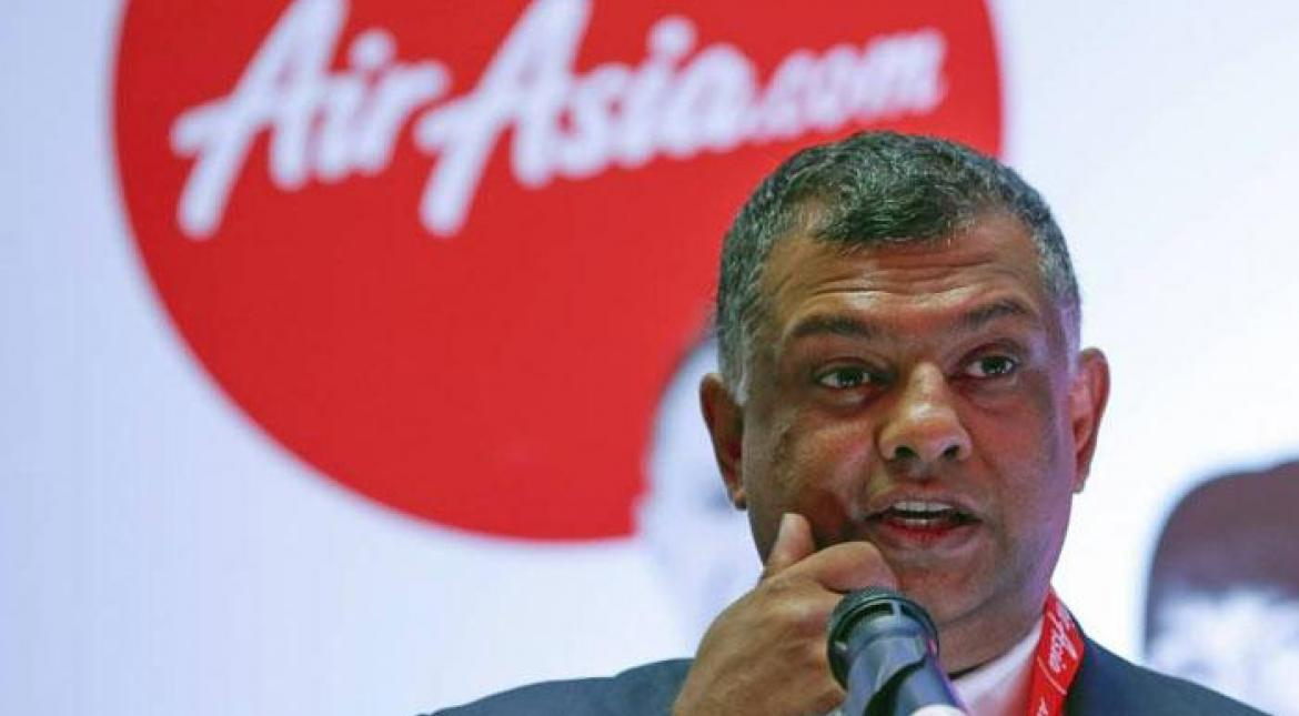 AirAsia Group-CEO-Tony Fernandes