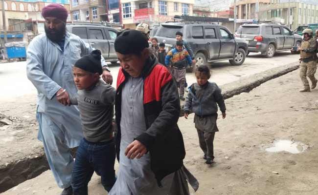 Afganistan-Attack