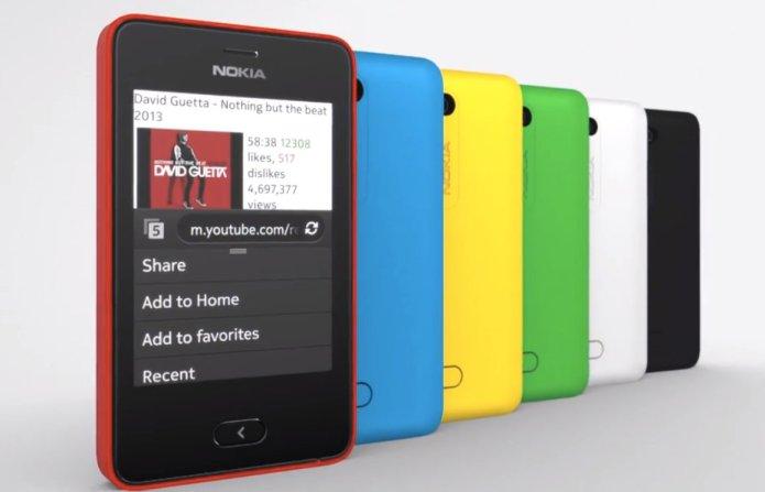 """"""" Nokia Asha 501"""""""