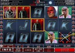NTC33 - Come From Popular Marvel Comic Daredevil Slot Game