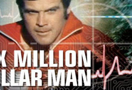 NTC33 The Six Million Dollar Man Slot the TV Series sky888