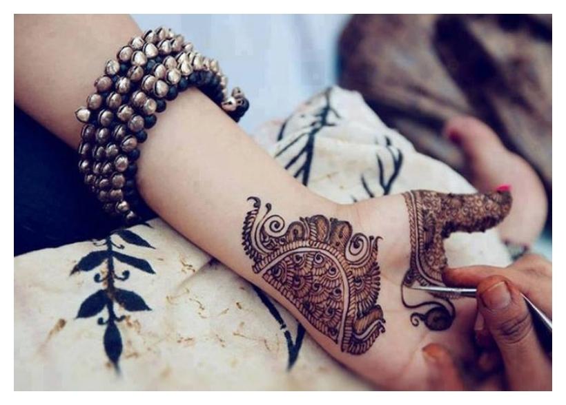 Eid Mehndi (mehandi) HD Design Pictures | HD Walls