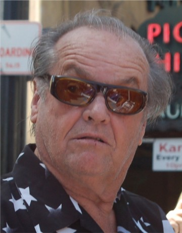 Anglesdottir's concept of Alberich is based on a photo he saw of the American actor Jack Nicholson.