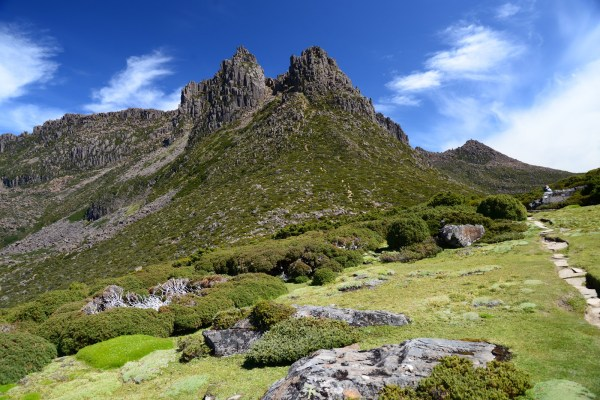 Mount Ossa, Tasmania.