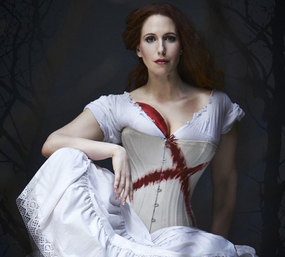 Ellie Dehn as Euryanthe