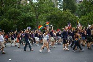NYC Pride 2008