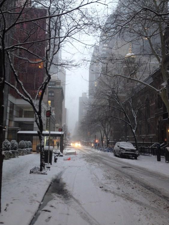 snowpocalypse manhattan 2015