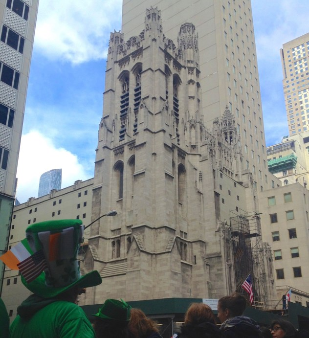 NYCStPaddysParadeCathedral