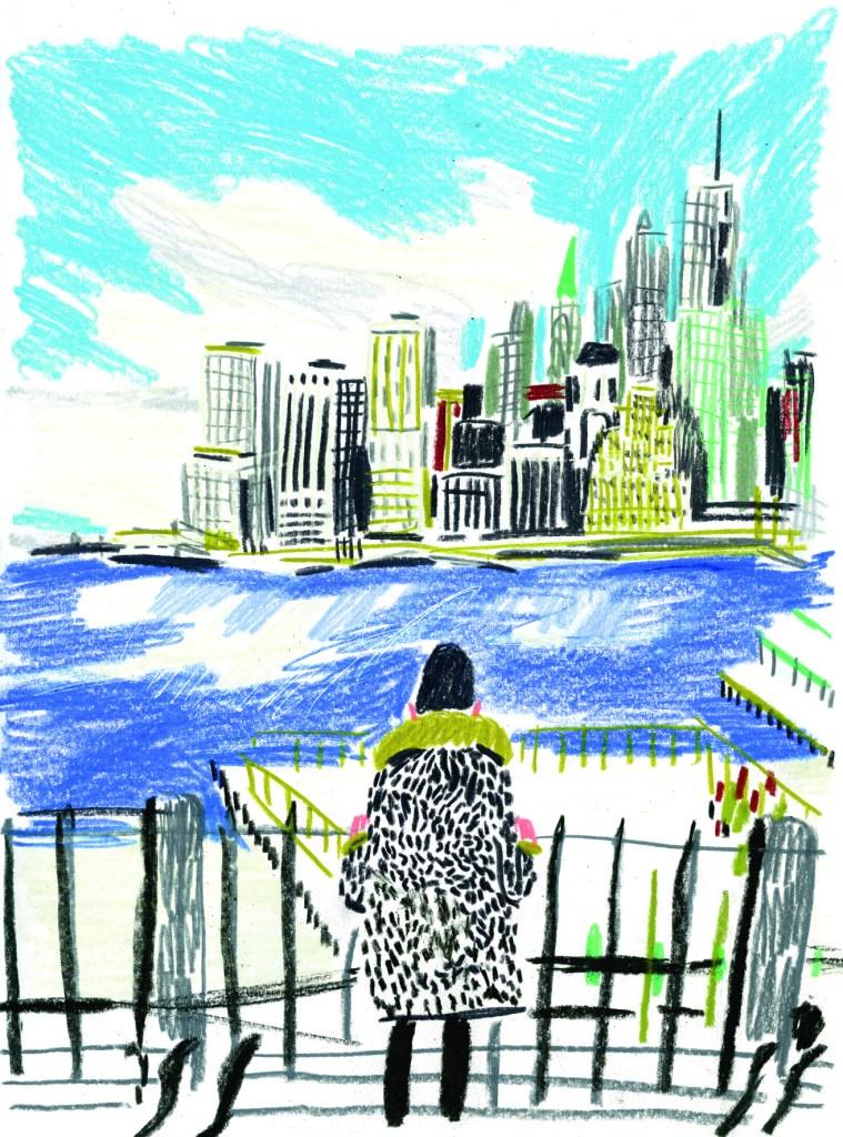 © Édith Carron everyone loves New York