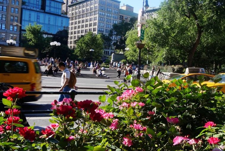 New York Cliche union square