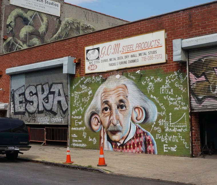 Buskwick Collective einstein