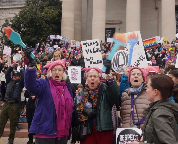 womens march washington dc ladies