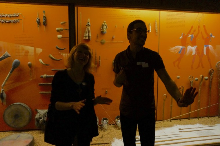 museum hack AMNH tour guides