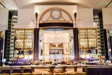 Eating at: Massimo Restaurant and Bar at Corinthia London