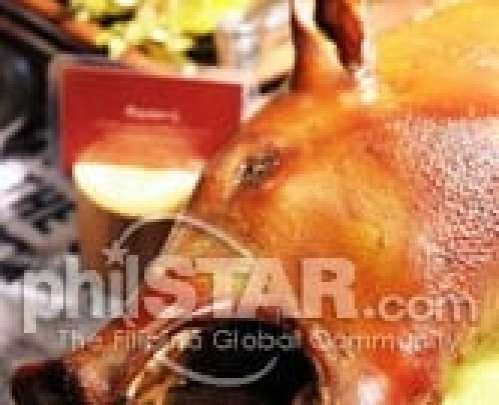 Inasal, or the local lechon, is infused with local herbs and spices, with strong garlic and lemongrass flavors.