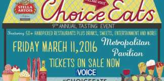 Choice eats