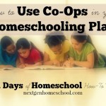31 Days of Homeschool How-To: Use Co-Ops