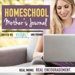 Homeschool Mother's Journal: August 8th