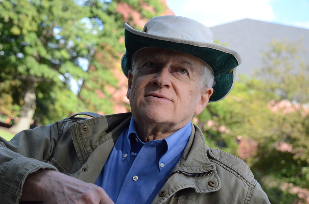 Charles F. Emmons, Professor of Sociology