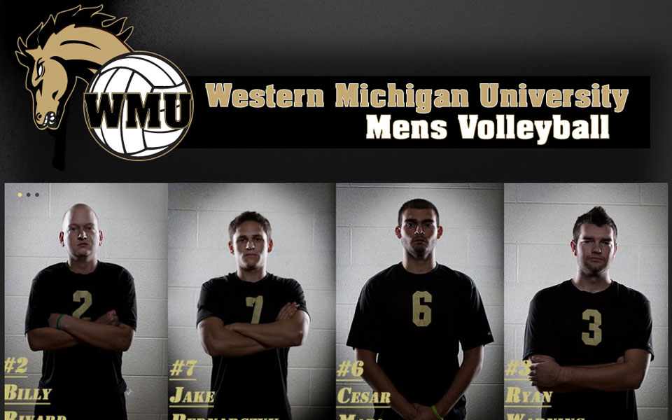 WMU Men's Volleyball