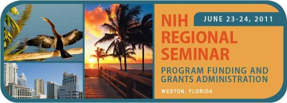 banner from regional seminar website