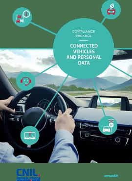 Pack de conformité véhicules connectés de la CNIL