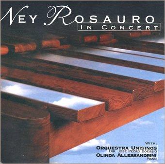 Ney Rosauro — In Concert