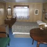 the inside of Klondike Kate's