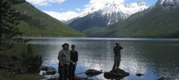 upper Quartz Lake