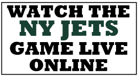 Watch the Jets Game Online