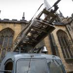 Blitz event at Sheffield Cathedral