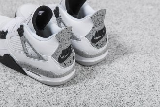 Air Jordan 4 White Cement OG 89