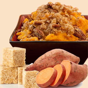 Sweet Potato and Brown Sugar Fragrance Oil