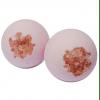 Pink Salt Bath Bomb
