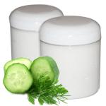 Cucumber Cream Recipe