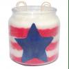 Democratic Candle Recipe