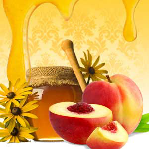 Nectarine and Honey Fragrance Oil