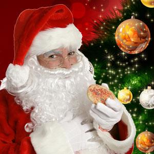 Santas Whiskers Fragrance Oil