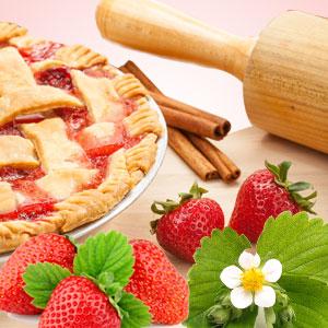 Strawberry Rhubarb Pie Fragrance Oil