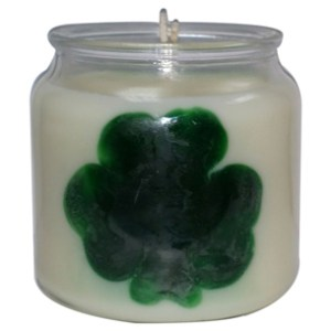 Saint Patricks Day Candle Recipe