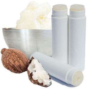 30 Free Lip Balm Recipes: Shea Butter Lip Balm Recipe